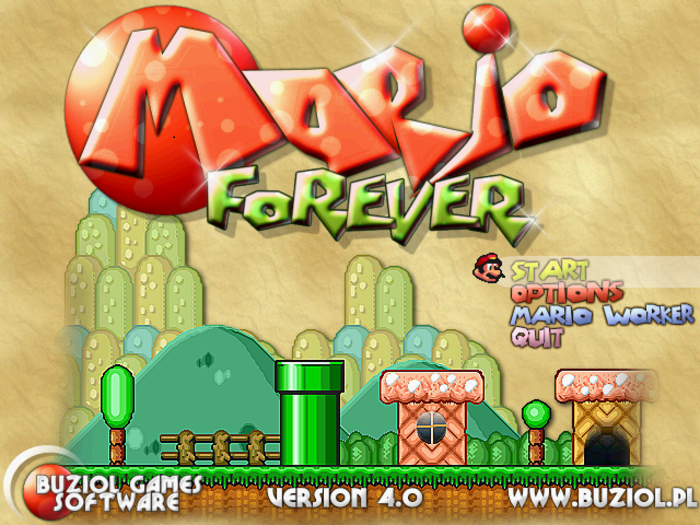 Mario Forever 4 PC Game