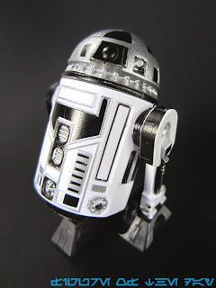 R9-Series Astromech Droid Silver