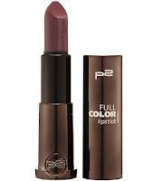 p2 Neuprodukte August 2015 - full color lipstick 080 - www.annitschkasblog.de