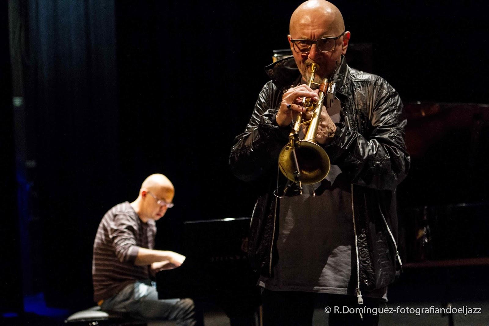 © R.Domínguez - Tomasz Stanko Quartet - Marcin Wasilewski - Tomasz Stanko