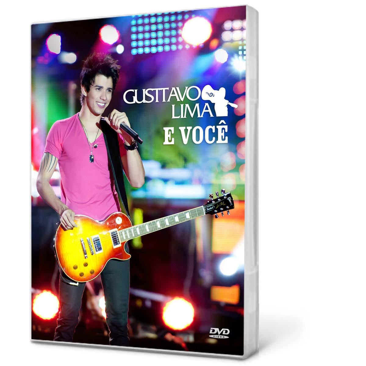 Gusttavo Lima E Voce Ao Vivo (2011) SOM LIVRE DVD Gustavo Lima e V 429684 1 1200