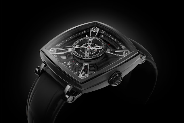 Manufacture Contemporaine du Temps - Frequential One F110
