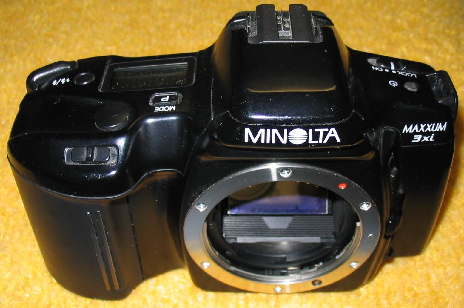 the chens the user s review minolta maxxum 3xi rh mailch blogspot com Smallest Camera Minolta Minolta X-700