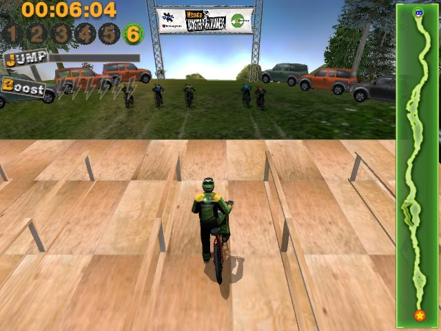 Download Game Downhill Portable For PC Full Version