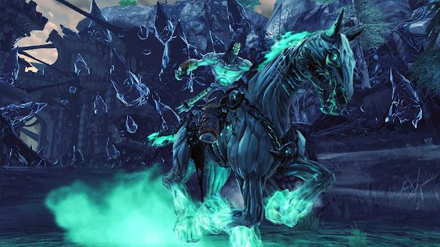 La edición definitiva de Darksiders 2 también llegará para Xbox One
