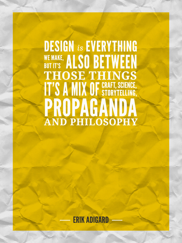 Design Quotes Graphic Art News