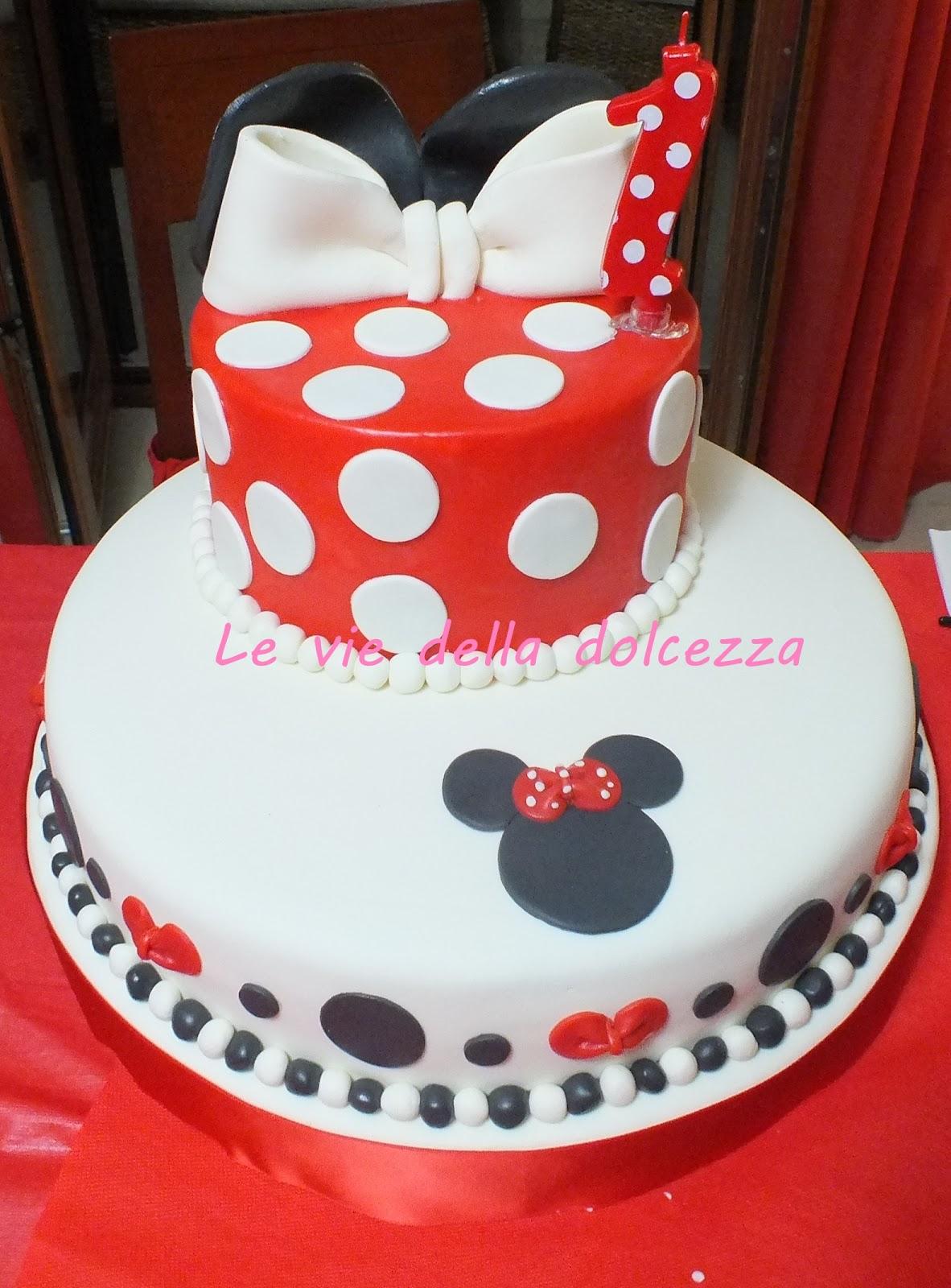 Favoloso Le vie della dolcezza: Party Minnie CP69