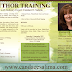 Author Training by Candace Salima Flyer