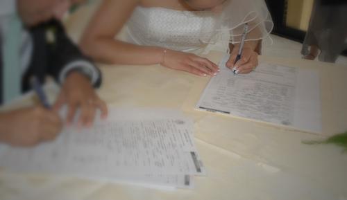 Efectos Del Matrimonio Catolico : DisoluciÓn del matrimonio catolico divorcios