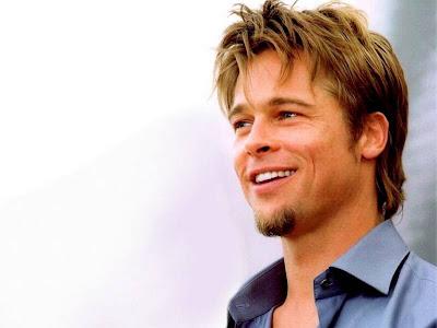 Brad Pitt - In Beard