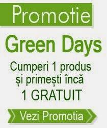 Promotie Green Days