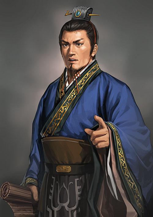"""""""ขวันต๋ง"""" หรือ """"ก่วนจง"""" (Guan Zhong)"""