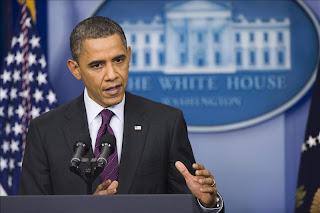 Obama dice que sería un error atacar a Siria de forma unilateral