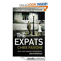 The Expats by Chris Pavone kindle free books