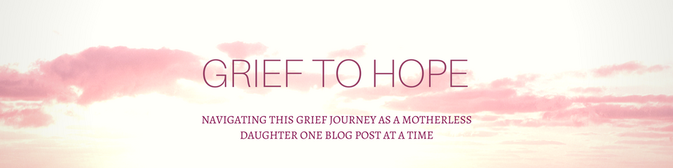 Grief To Hope