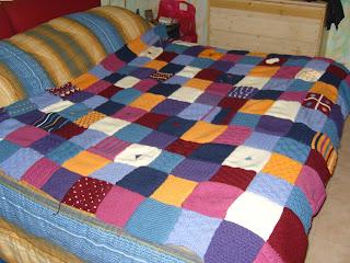 Creando un po 39 vecchi lavori coperte ai ferri for Disegni di coperta inclusi