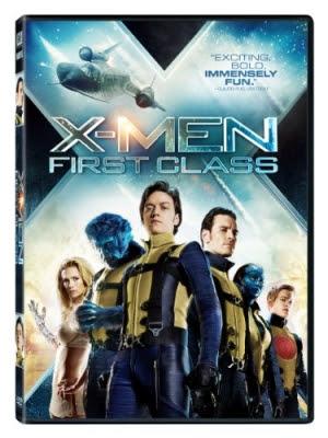 Dị nhân: Thế hệ đầu tiên-X Men: First Class