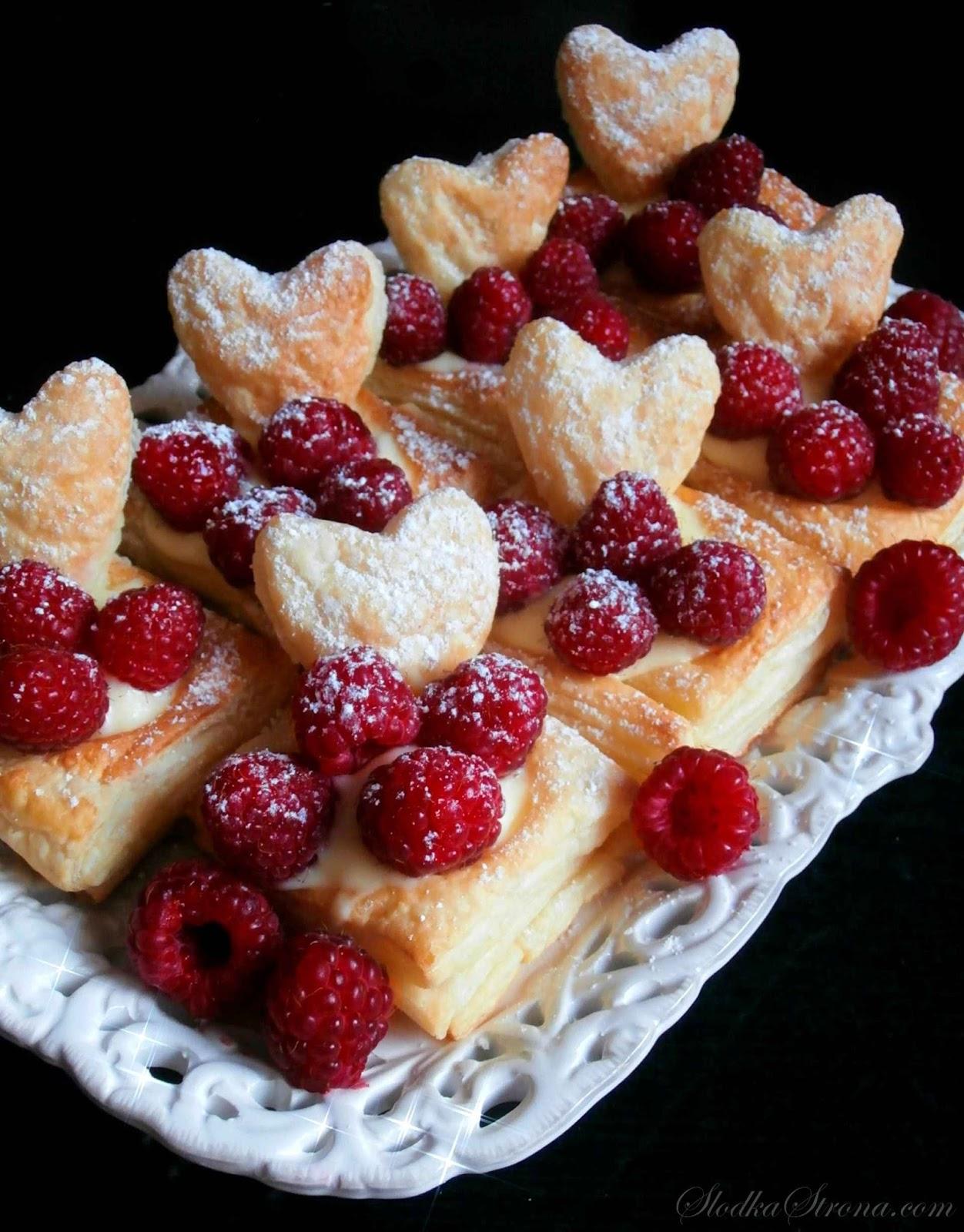 ciasto francuskie przepisy