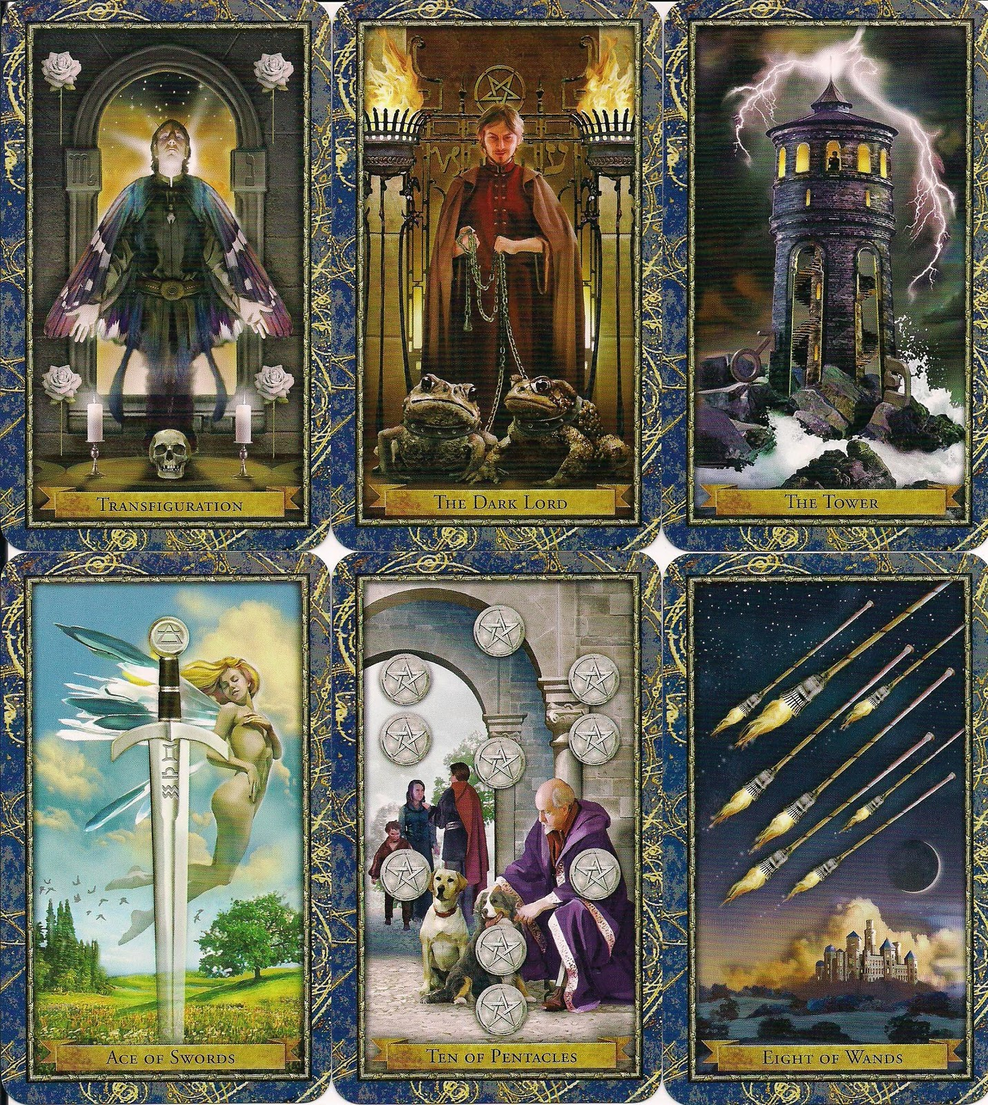 78 whispers in my ear deck review   wizards tarot