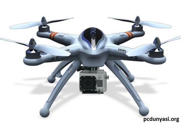 Kameralı Drone