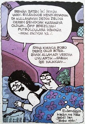 evlilik karikatürleri bobo