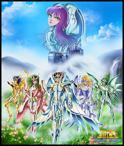 Áo Giáp Vàng - Saint Seiya The Heated Battle Of The Gods