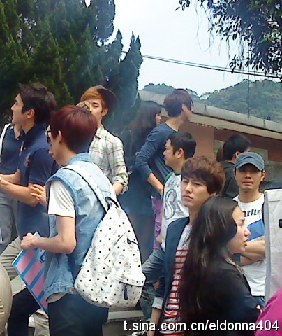 SJM Filming at Rueifang part.1 [110402] ~ GaemGyu Holic