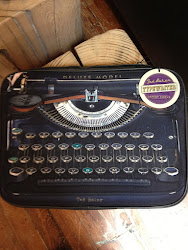 Old Time Typewriter Laptop Sleeve
