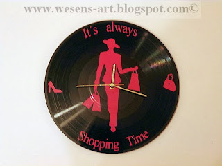 Vinyl Record Recycling     wesens-art.blogspot.com
