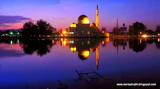 Masjid As-Salam masjid terbaik no 1