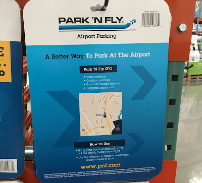 Park 'N Fly SFO: convenient and easy when traveling