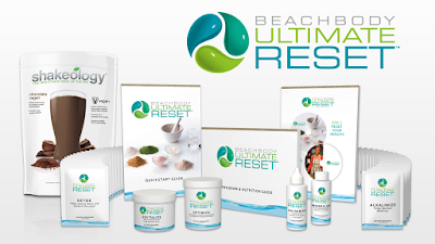 Ultimate Reset challenge pack, cleanse,