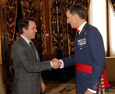S.M. el Rey Felipe VI
