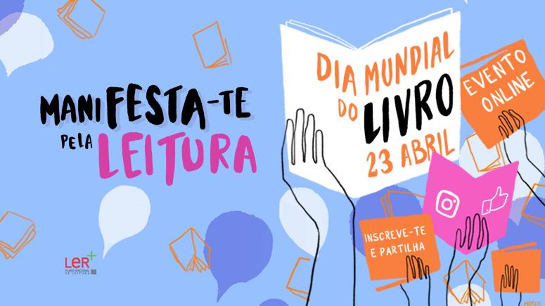 DIA MUNDIAL DO LIVRO E DOS DIREITOS DE AUTOR - 23 DE ABRIL