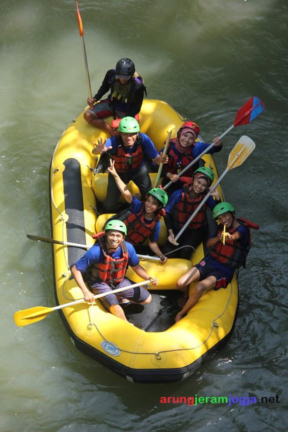 Harga Paket Rafting Sungai Elo