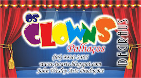 Os Clowns Degraus