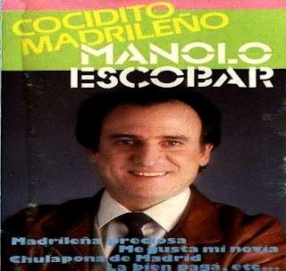 Manolo Escobar – Cocidito Madrileño