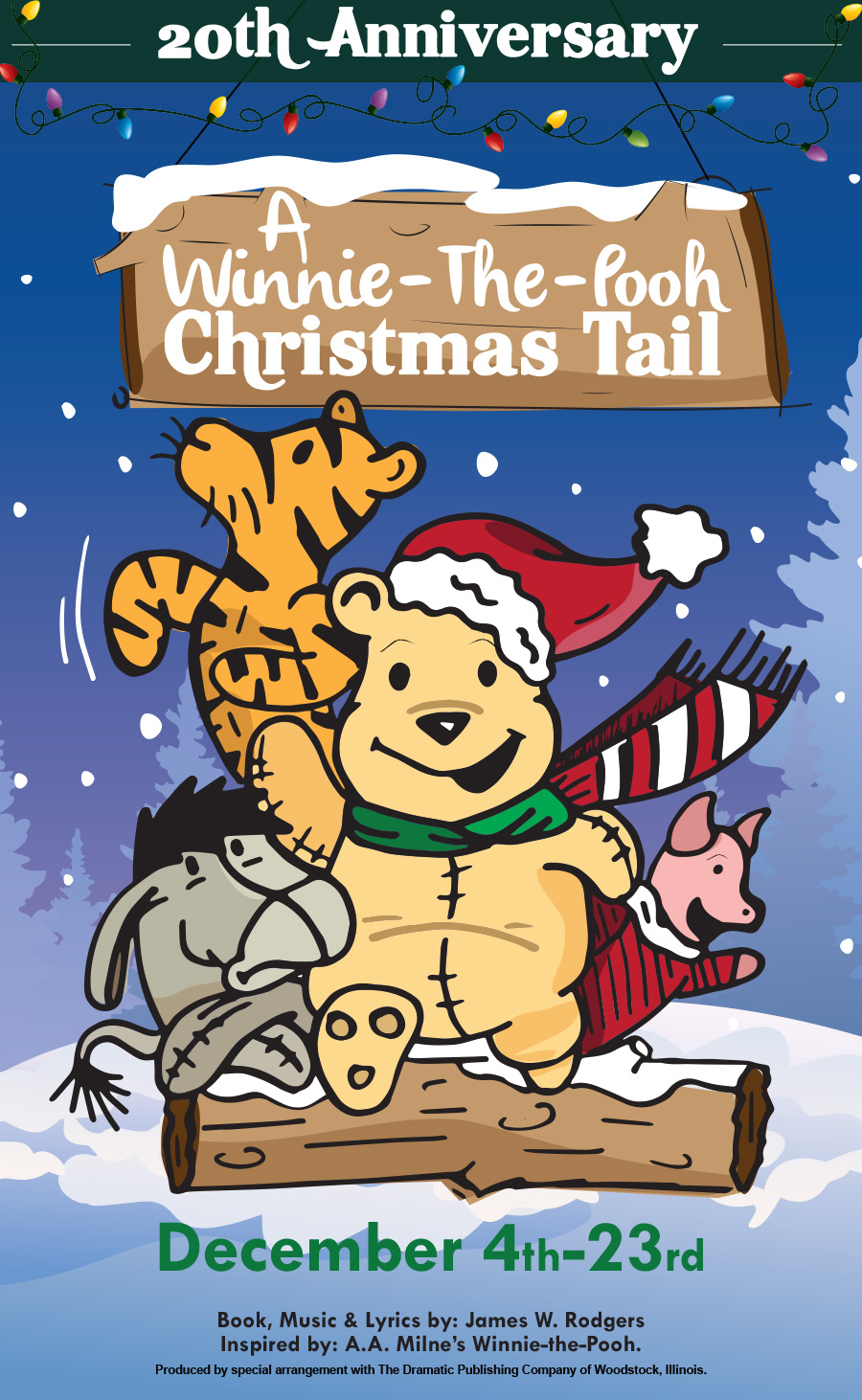 PHX Stages: A WINNIE THE POOH CHRISTMAS TAIL - Valley Youth ...