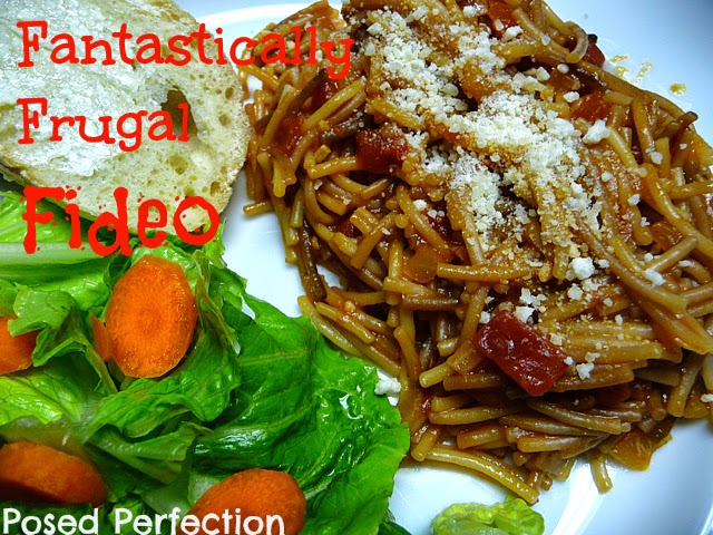 Fantastically Frugal Fideo
