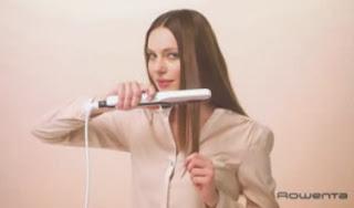 plancha para el pelo Rowenta