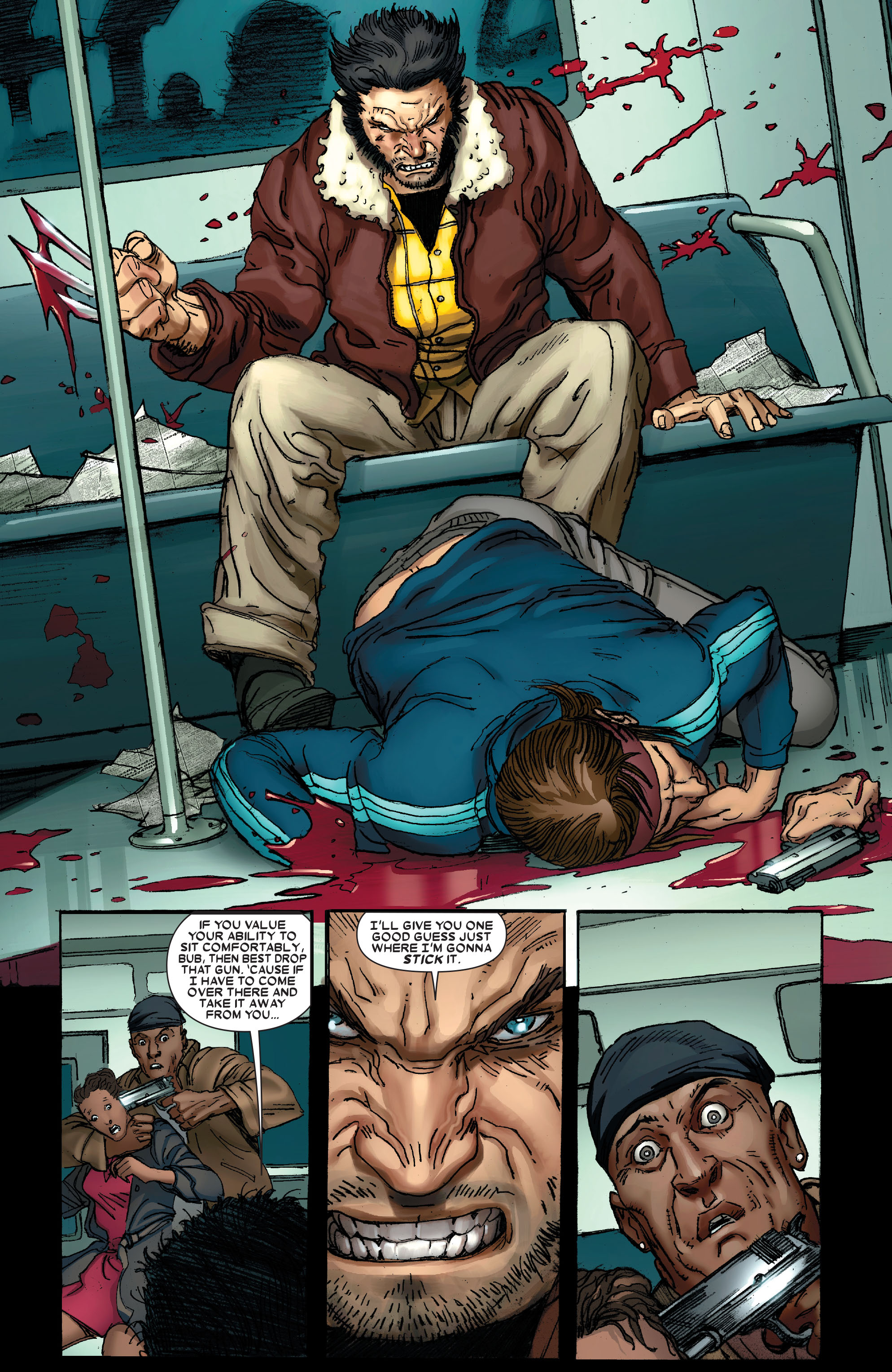 Wolverine: Weapon X #1 #16 - English 15