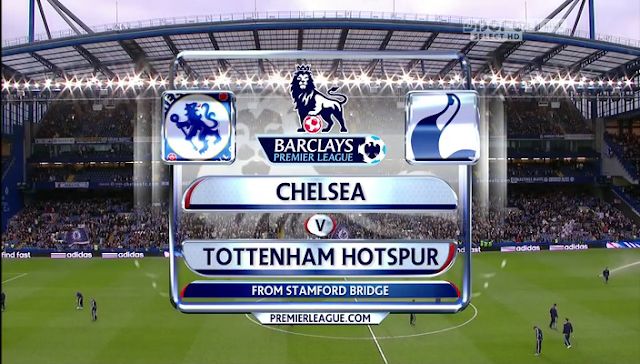 Premier League: Chelsea v Tottenham Hotspur 08/05/2013