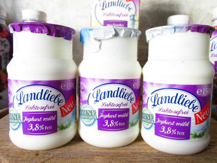 Landliebe Laktosefrei - Joghurt Mild 3,8% Fett