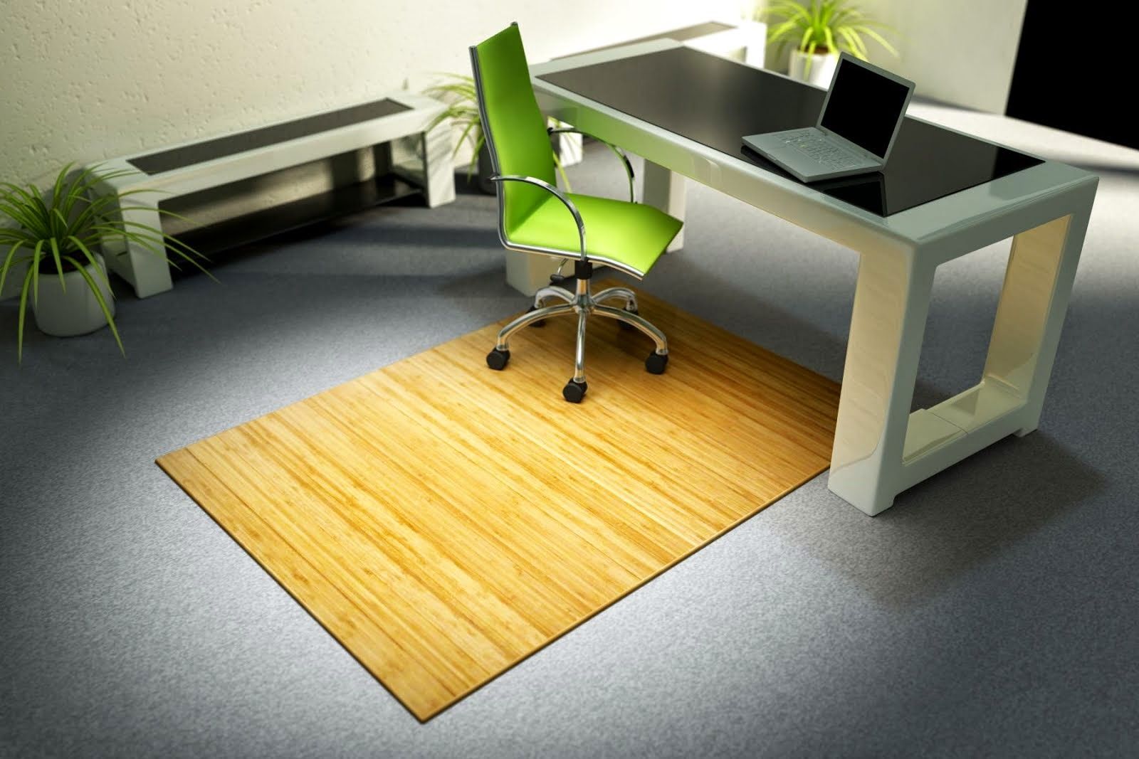 Vision Global Media: Bamboo Chairmats