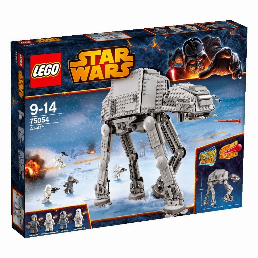 LEGO Star Wars AT-AT (75054).