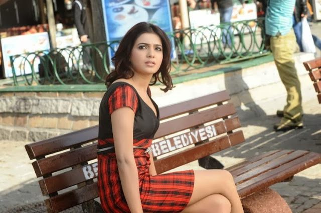 South Actress Samantha