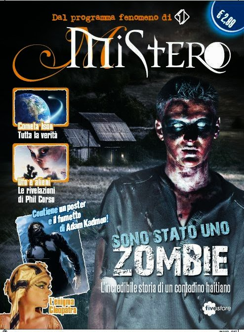 Numero 10 Magazine Mistero