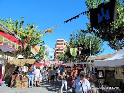 Mercado Medieval Campello, Alicante