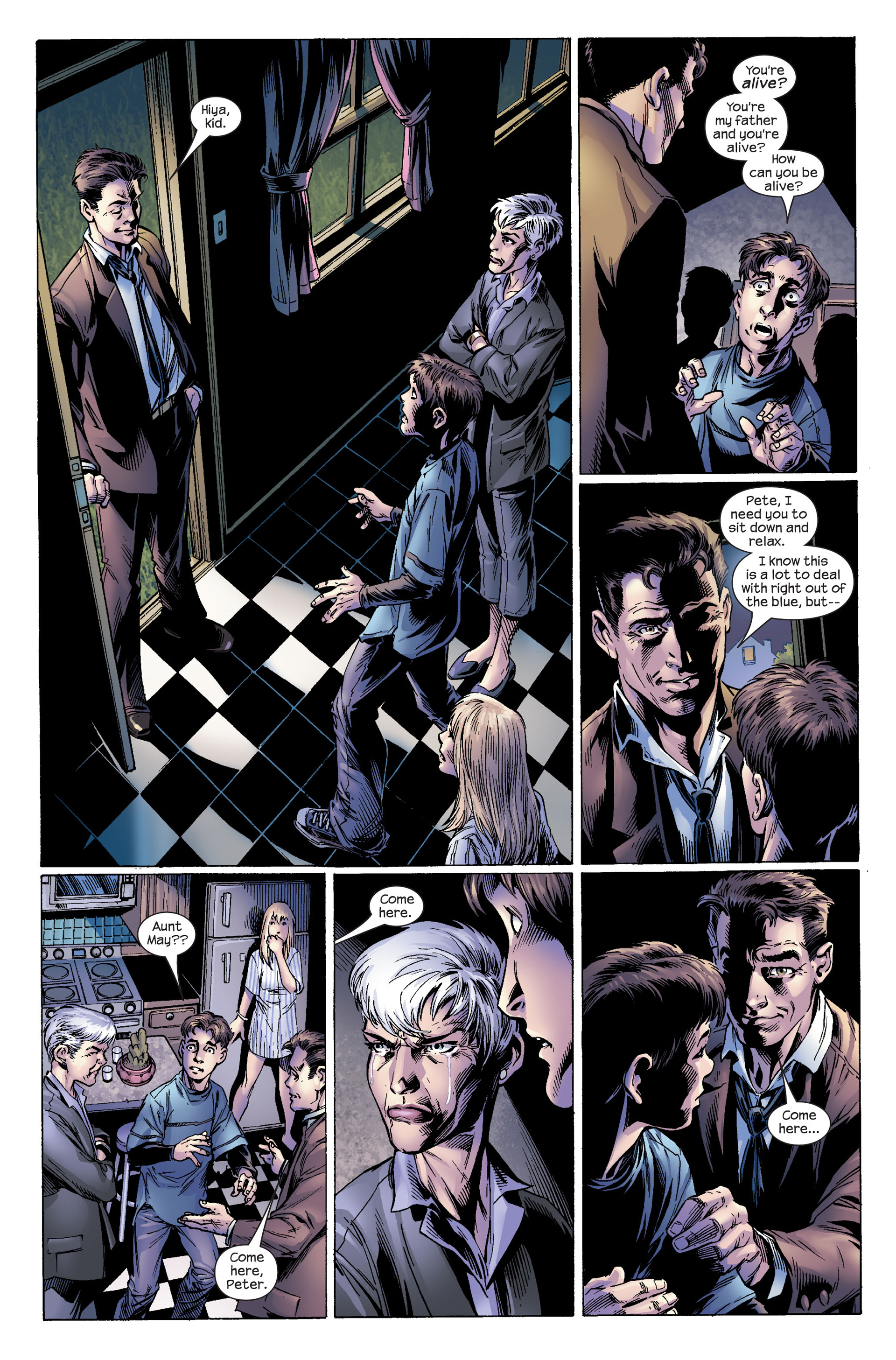 Ultimate Spider-Man (2000) Issue #100 #104 - English 4