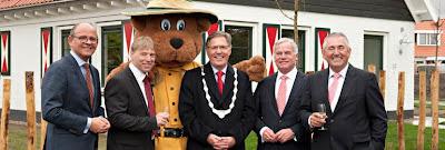 Eröffnung Landal Resort Haamstede